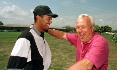 Woods and McIlroy lead Palmer tributes