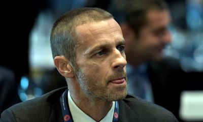 UEFA elects Aleksander Ceferin as new president