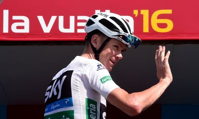 Chris Froome wins stage 19 to slash Quintana's lead
