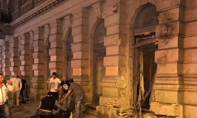 Explosion at shop in Budapest: Two injured