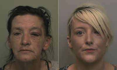 Jail for mother and grandmother of baby girl killed by American pitbull