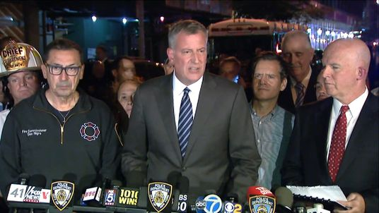 FDNY: 29 hurt in apparent explosion in Chelsea neighborhood