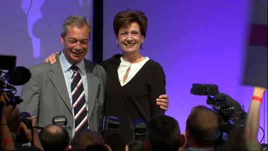 Ukip's 18-day leader quits party over lack of support