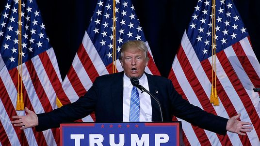 Donald Trump outlines immigration policy