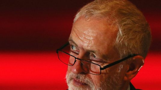 Jeremy Corbyn says the Labour party should not hide away