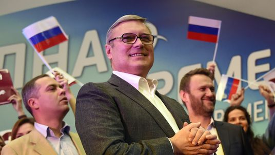 Putin's party wins in Russian elections