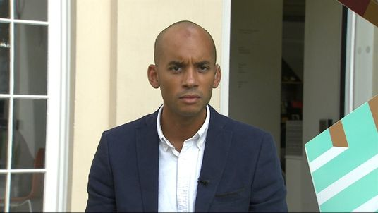 Chuka Umunna discusses state of Labour Party