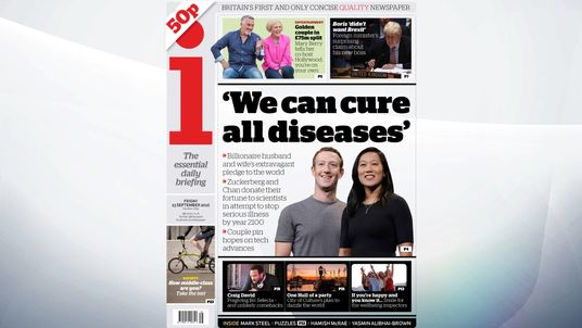 Facebook founder Mark Zuckerberg and his wife Priscilla Chan fortune to scientists in attempt to stop serious illness by year 2100