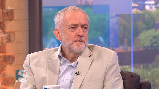 Corbyn: 'No one's seizing control of anything'