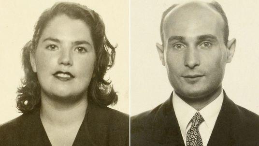 Araceli Garcia and Juan Pujol Garcia