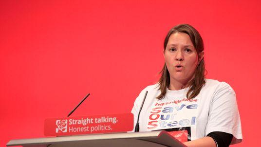 Labour MP Anna Turley