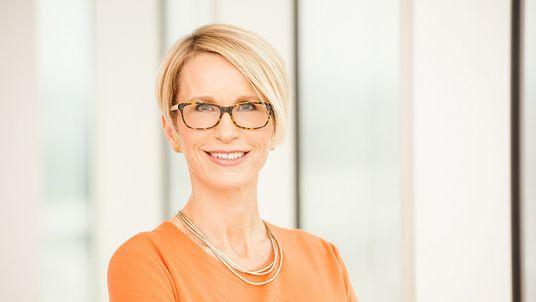 Emma Walmsley will lead GSK from 1 January