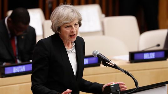The Prime Minister warned current trends puts people in danger