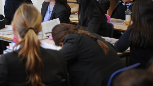 MPs say teachers are wrongly accepting sexual harassment in schools as 'just banter'