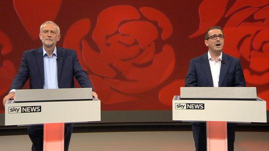 Corbyn vs Smith