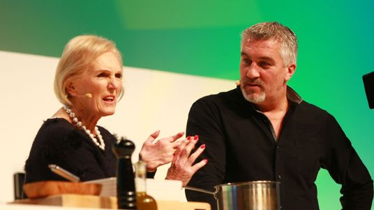 Mary Berry and Paul Hollywood
