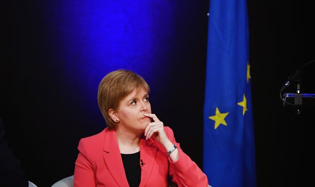 Austerity a Brexit vote trigger, says Nicola Sturgeon