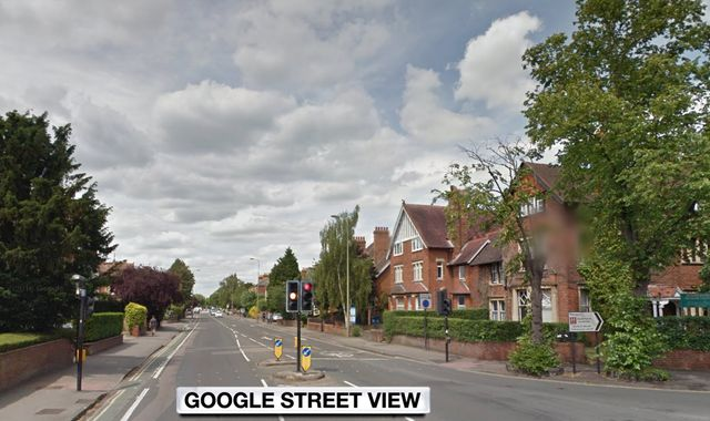 Oxford schoolgirl, 14, abducted with a 'hug' then raped