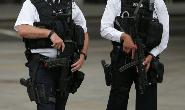 IS terror threat 'is highest since days of IRA' - UK terror laws watchdog