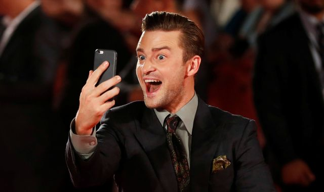 Justin Timberlake forgiven after illegal voting selfie