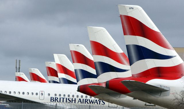 Airline boss dismisses BA pay complaints as 'small issue'