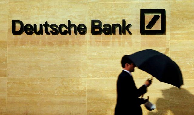 Deutsche Bank posts unexpected third-quarter pre-tax profit