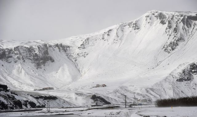 Flight alert raised in Iceland after 'seismic swarm' hits Katla volcano
