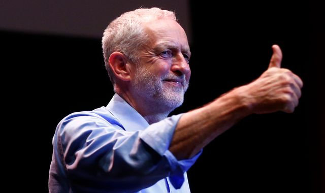 Corbyn insists Labour can 'transform Britain' after leadership contest