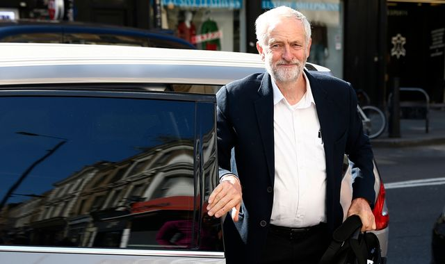 Labour reacts as Jeremy Corbyn wins bruising leadership contest