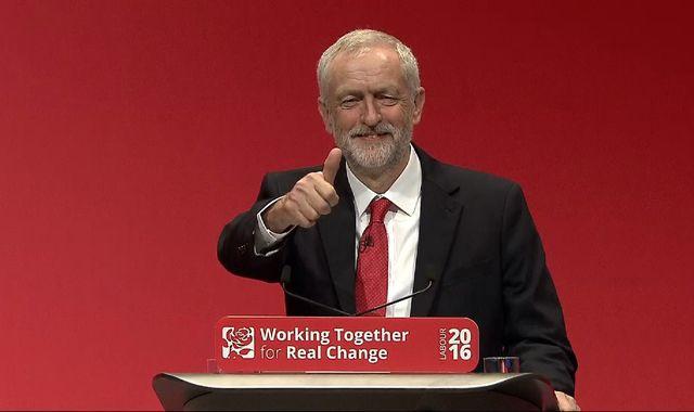 Jeremy Corbyn urges Labour to 'end trench warfare'