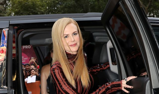 Nicole Kidman shocked at youthful marriage to Tom Cruise