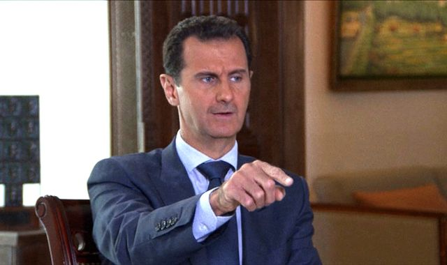 Syria's Assad defiant over Aleppo claims