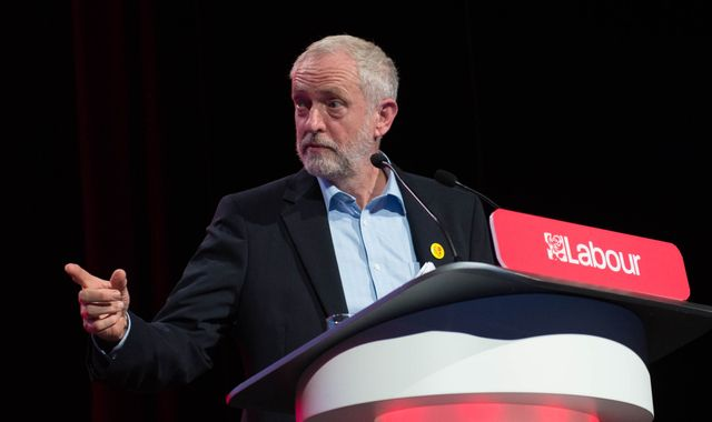 Jeremy Corbyn's backers and opponents continue to clash