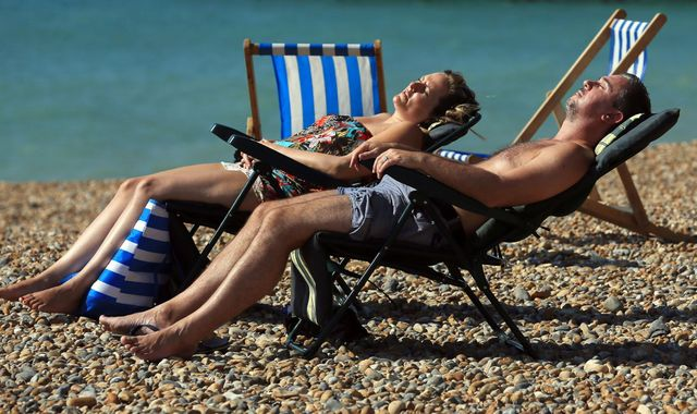 Britain set for heatwave (well, sort of...)