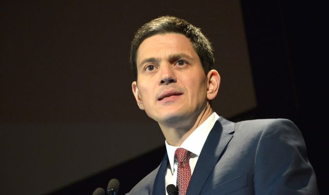 David Miliband: Labour at its weakest for 50 years under Corbyn