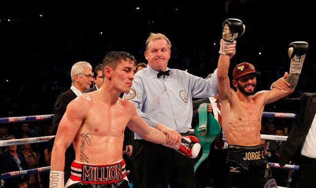 Crolla relishing rematch against Linares