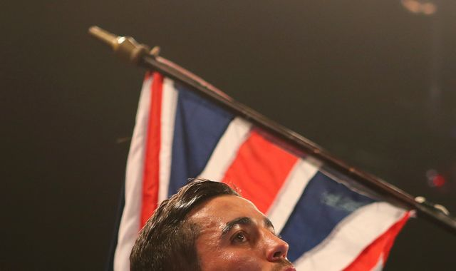 Anthony  Crolla wants to win The Ring title