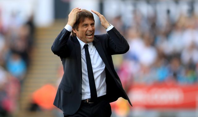 Conte struggling to sleep as Blues lose