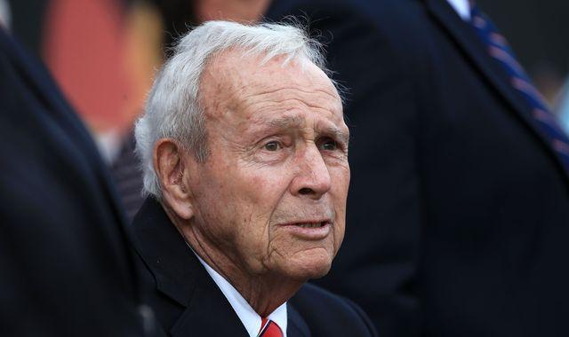 Golf's 'greatest ambassador' Arnold Palmer dies