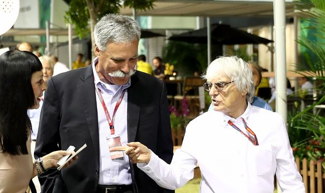 Brawn calls for simpler and more competitive F1