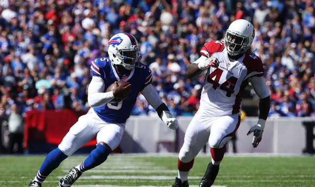 Bills earn shock win over Arizona Cardinals
