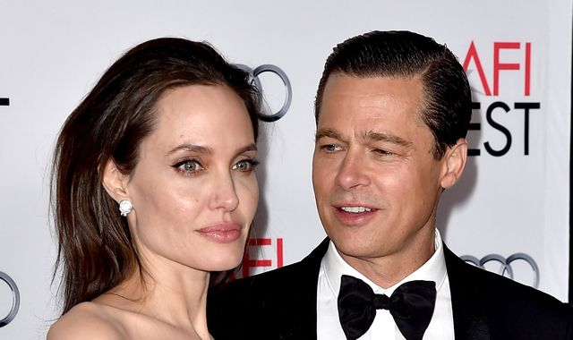 Angelina Jolie and Brad Pitt 'reach temporary custody deal'