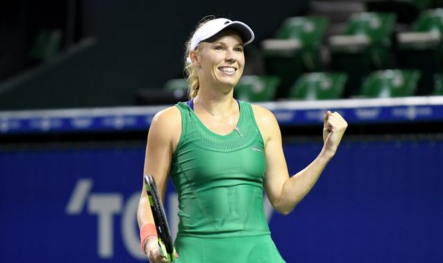 Wozniacki and Osaka reach Pan Pacific final