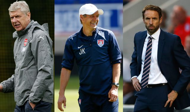 Who is in the frame to replace Sam Allardyce as England manager?