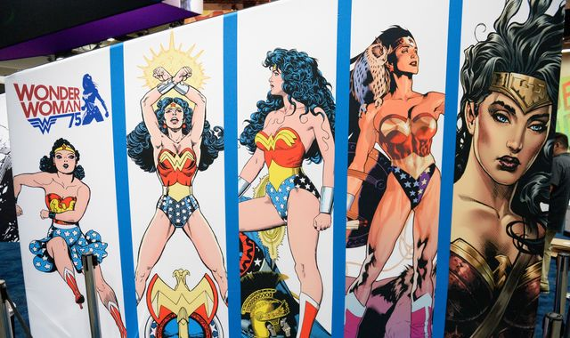 Wonder Woman is bisexual, says DC Comics writer Greg Rucka