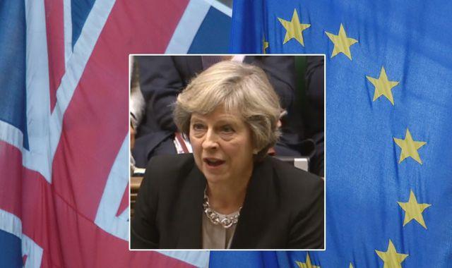 Half of Britons fear Theresa May has no Brexit plan - Sky poll