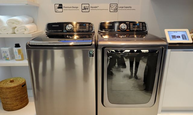 Samsung faces lawsuit over 'exploding' washing machines in the US