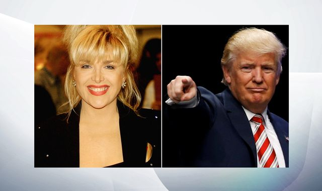 Trump's Gennifer Flowers invite 'mocked' Clinton campaign