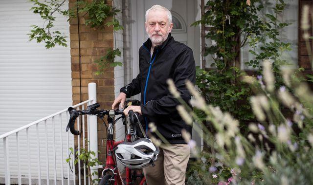 Award-winning director Ken Loach made a documentary about Jeremy Corbyn