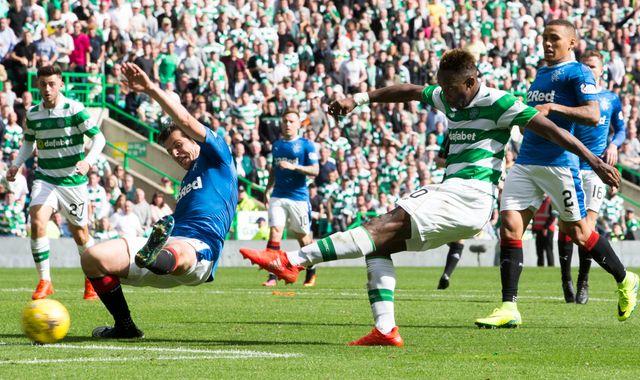 Celtic head to Rangers for semi-final derby